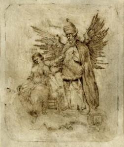 Herbert - pope as satan 1575-1600